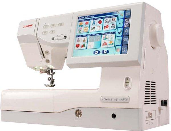 janome 15000 embroidery machine